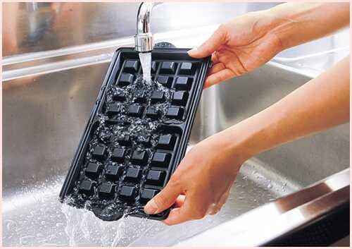 ビタントニオワッフル&ホットサンドベーカーの口コミレビュー!使い方や洗い方も