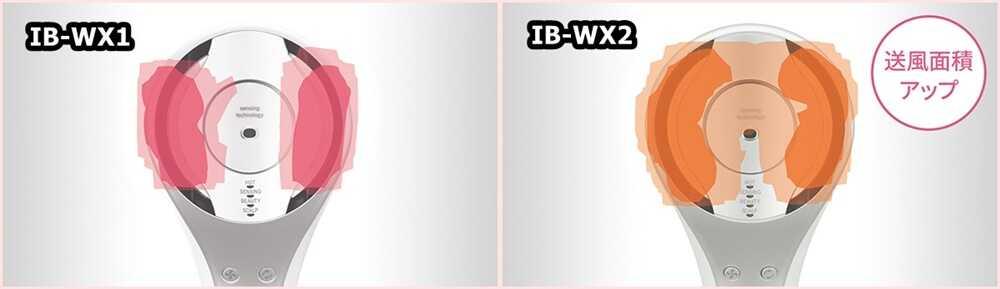 ドレープフロードライヤーIB-WX2の口コミや評価をレビュー!風量はどのくらい?